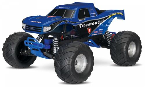 Traxxas BIGFOOT  Monstertruck 2wd 1:10 RTR TQ