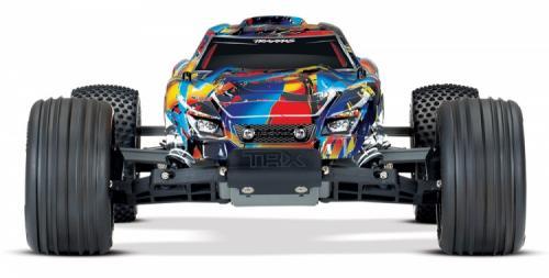 Traxxas Rustler 2WD 1/10 RTR TQ Lipo Edition