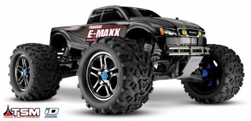 E-MAXX Brushless 4WD TSM, Self-Righting utan Batteri & Laddare