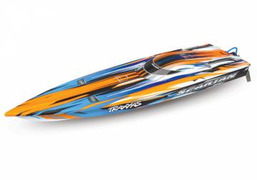Spartan BL TQi TSM - Utan Batteri & Laddare Orange