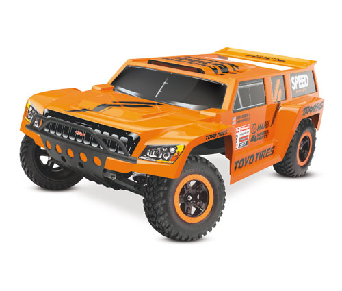 Traxxas Slash RTR 2wd Robby Gordon Dakar 2.4ghz