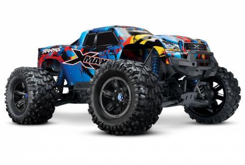 Traxxas X-Maxx 8S 4WD Brushless TQi TSM Rock & Roll