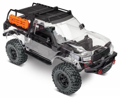 Traxxas TRX-4 Sport Scale Crawler Truck 1/10 Byggsats