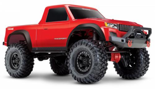 Traxxas TRX-4 Sport Scale Crawler Truck 1/10 RTR