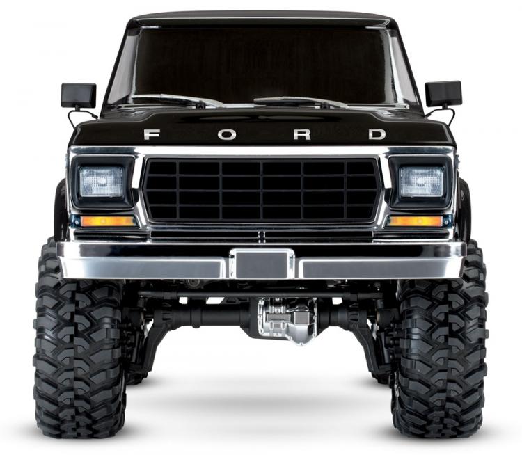 Traxxas TRX-4 Ford Bronco Ranger XLT Scale & Trail Crawler RTR SUNSET Lipo  Edition