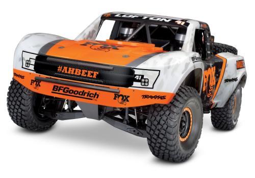 Traxxas Unlimited Desert Racer 4WD TQi TSM utan batt & laddare RTR