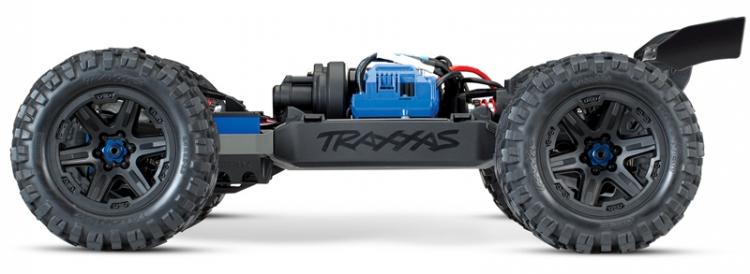 Traxxas E-REVO 2 0 Brushless 4WD TQi TSM utan batt & laddare RTR