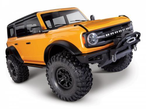 Traxxas TRX-4 Ford Bronco 2021 Crawler RTR Orange