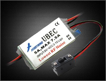 Hobbywing UBEC 5A HV 2-10s