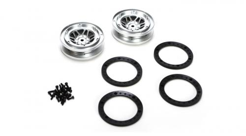 Vaterra Beadlock Wheel with Rings (2)