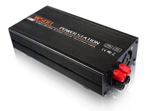 EV-PEAK Nätaggregat W500