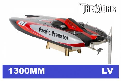 WORB Pacific Predator Brushless LV 1300mm