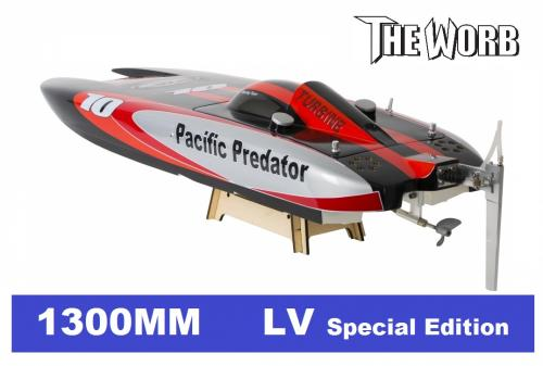WORB Pacific Predator Brushless LV Special Edition 1300mm