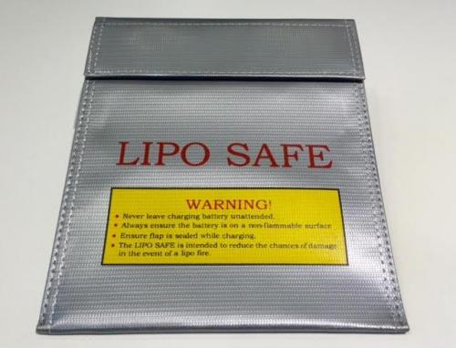 Lipo Safety bag liten påse 18x23cm