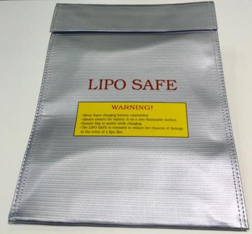 Lipo Safety bag stor påse 23x30cm