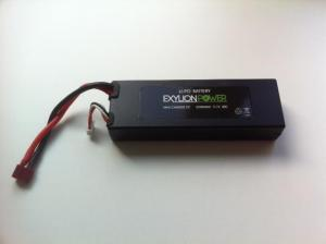 Exylion Power 11.1V 4200mah 40C Deans