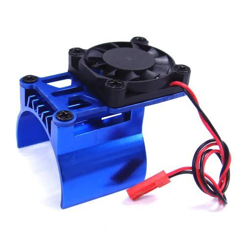 Yeah Racing 540 motor heat sink with fan