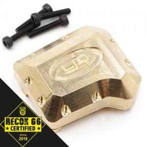 Brass Diff Cover 65g For Traxxas TRX-4