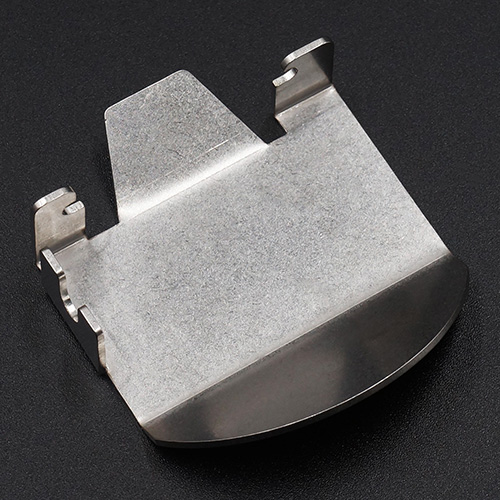 Stainless Steel Front or Rear Differential Protector For Traxxas TRX-4