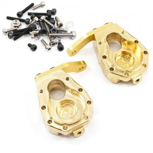 Brass Front Steering Knuckle 59g 2 pcs For Traxxas TRX-4