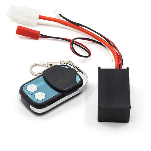YEAH RACING 1/10 WIRELESS REMOTE RECEIVER WINCH CONTROL SET