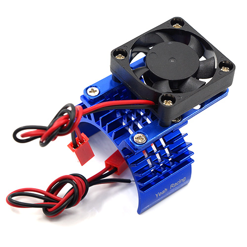 Yeah Racing 540 motor heat sink fan