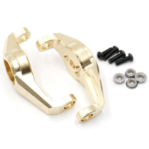 Brass C Hubs 49g 2 pcs For Traxxas TRX-4