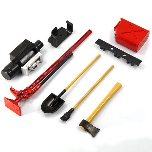 Yeah Racing 1:10 Crawler accesories