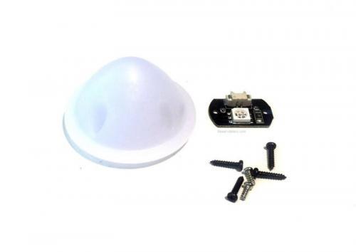Yuneec Q500 Fram LED och Skydd Vit