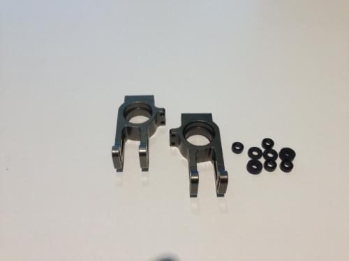 Rear hub carriers CNC (2pcs)