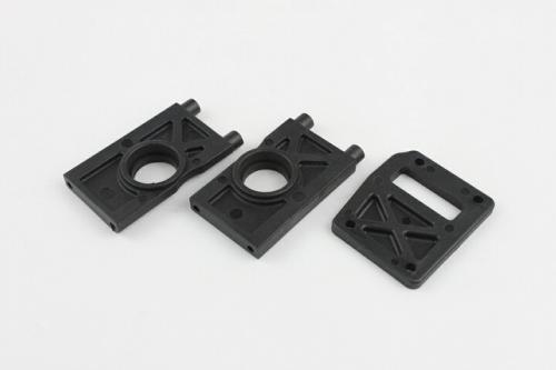 Gear bracket set