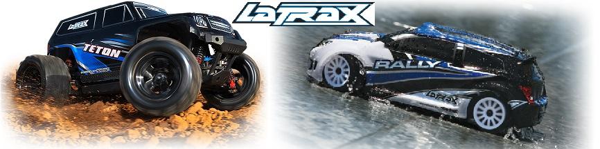 LaTrax 1:18 Rally - Teton
