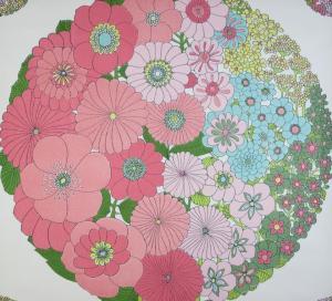 Tapet 4385-1 Balamundi Inaltera Mai fleuri