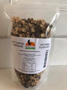 Air-dried Eggplant