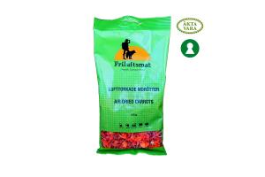 5-pack Air dried Carrots 100g