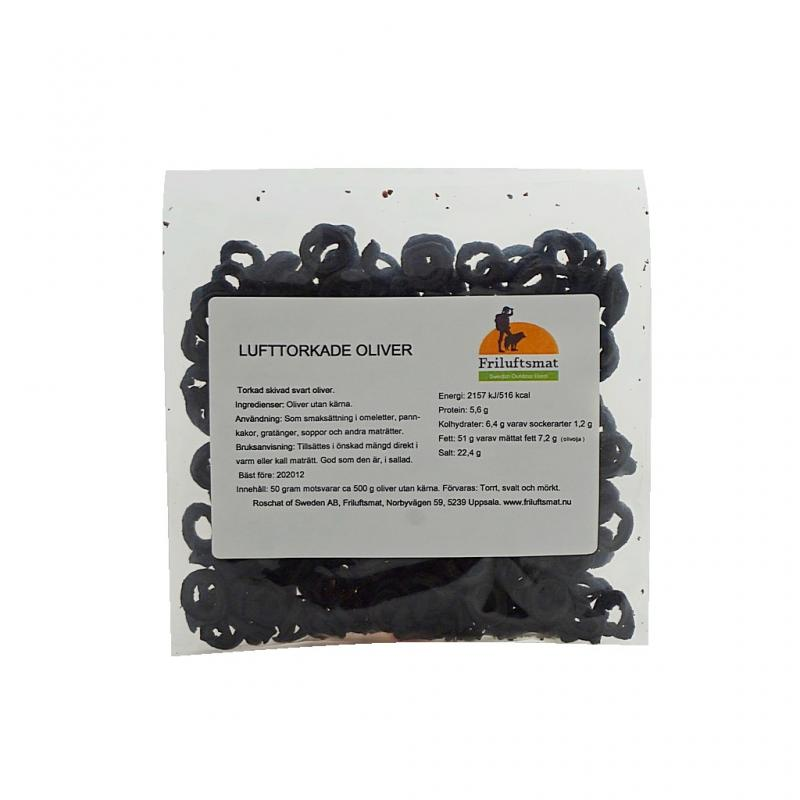 Air-dried Olives