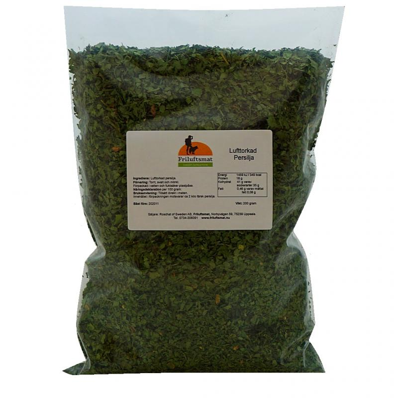 Air-dried Parsley 200 grams
