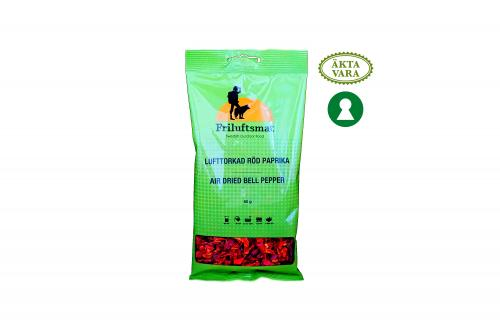 Air dried Bell Pepper 60g