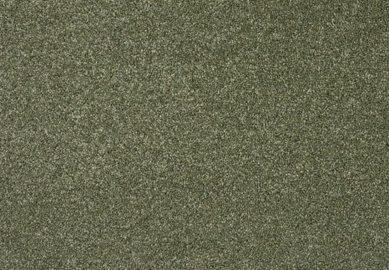 Fairfield Silk 570 Moss - Fast bredd 400 & 500 cm
