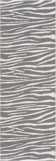 Zebra Grå