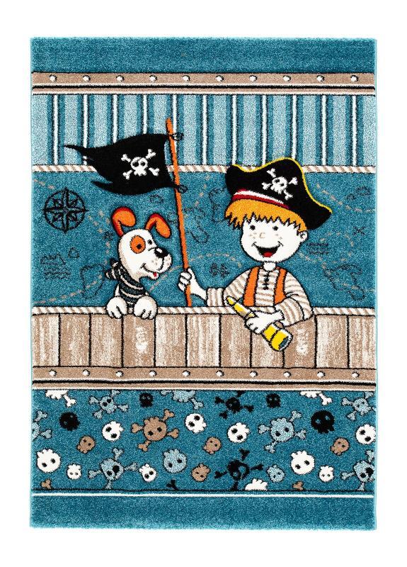Pirate and friend
