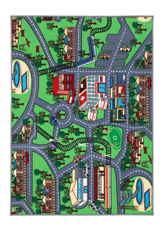 City Multi - Gummerad