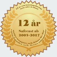 Safecast AB has been a Swedish company with focus on weather, wind and climate since 2005.