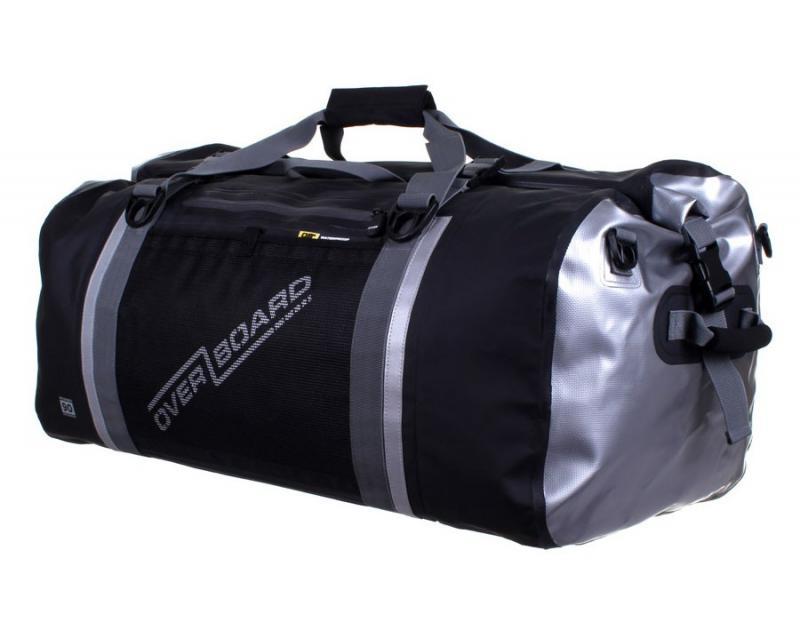 Pro Sport Weekendbag 90 L Waterproof Svart