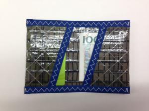 Plånbok Kolfiber Blå