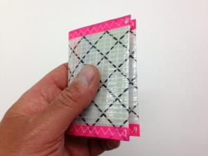Plånbok Mylar Rosa
