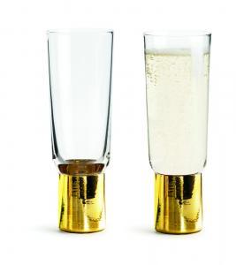 Club champangeglas 2-pack