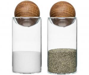 Nature salt-/pepparströare 2-pack
