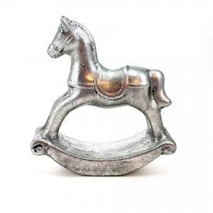 Gunghäst silver