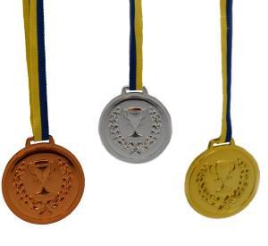 Medaljer 6-pack